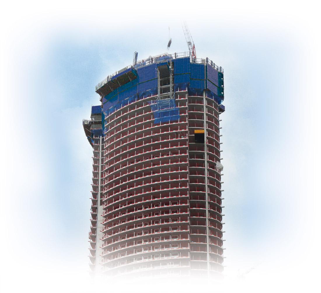 Tammetsystems Odeon Tower Monacco